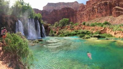 Havasu Falls, Grand Canyon