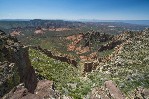 wilson mountain sedona hiking