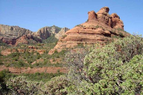 secret canyon sedona hiking