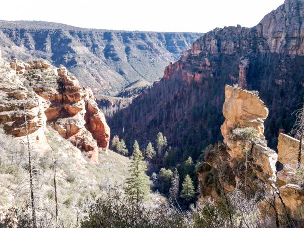 devil's bridge sedona hiking