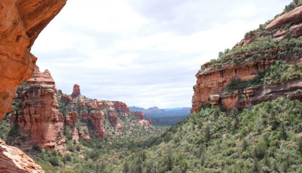 fay canyon sedona hiking