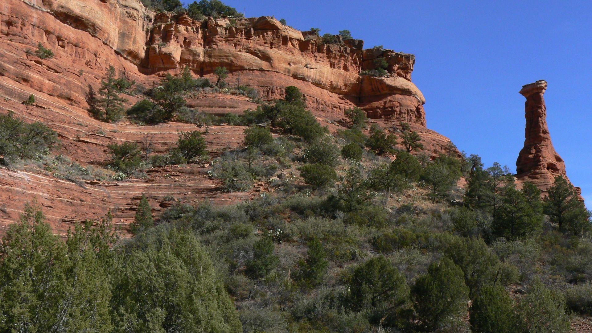 Boynton Canyon Trail in Sedona