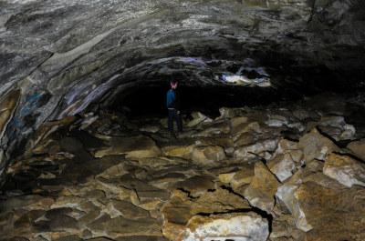 lava river caves flagstaff hiking