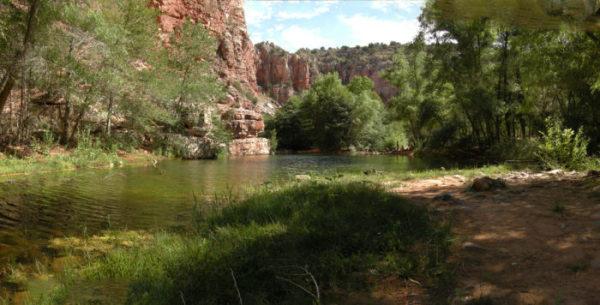 sycamore canyon sedona hiking