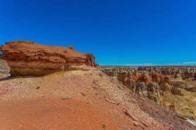 coal mine canyon hiking and photography