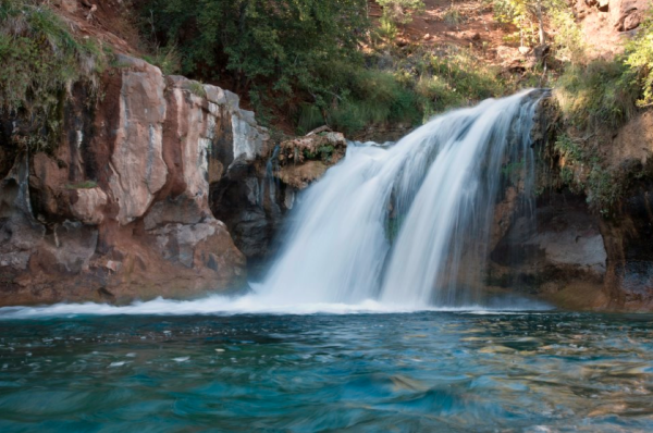 fossil springs hiking fossil creek