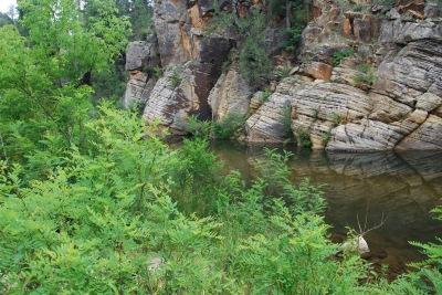 willow creek mogollon rim hiking