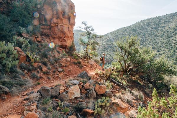 bell trail sedona hiking