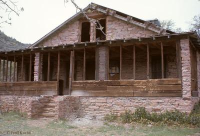 Reavis Ranch, Superstition Mountains Wilderness, Arizona