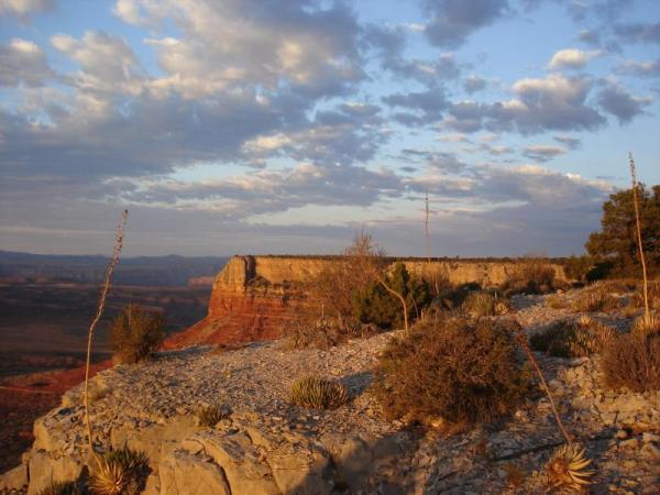 What is the Best Time of Year to Hike in Grand Canyon?