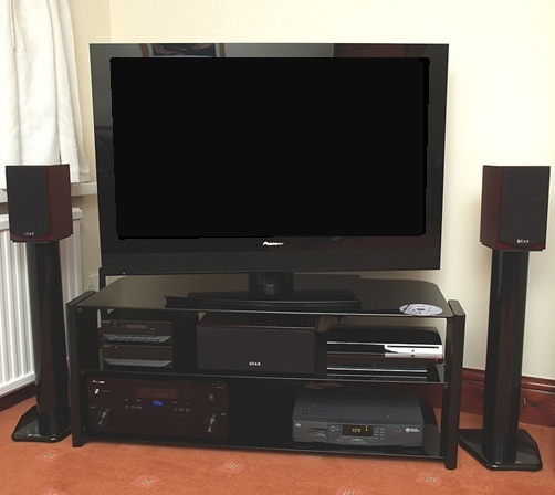 Home Theater Configuration