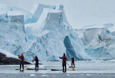 Why Paddle in Antarctica?