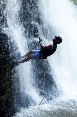 3 stages of commitment in rappelling and in life
