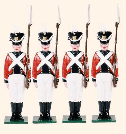 Tin soldiers