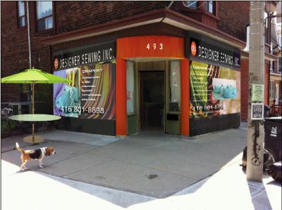 Designer Sewing, Toronto