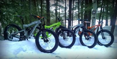 Fat Bike, Fatbike, Foes, Foes Mutz, 275+, 650B+, 26+, Plus Bike, Ride Groomed, 45NRTH