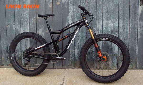Foes Mutz, Custom Fat Bike, Foes Fat, Fat Bike, 275+, Plus Bike