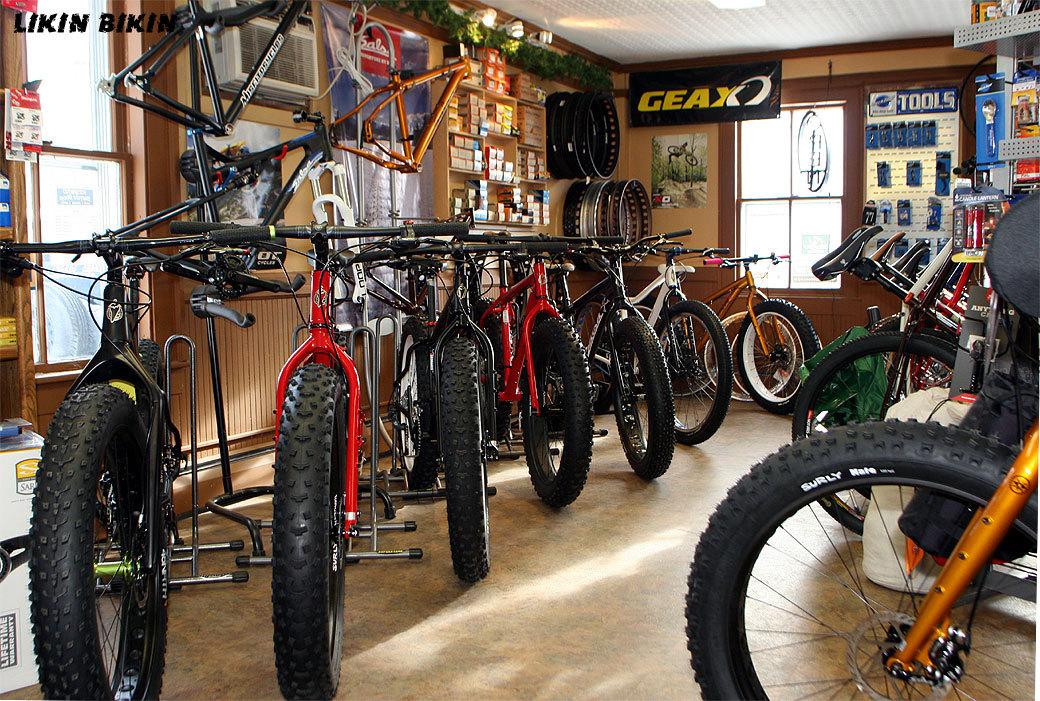Likin Bikin is the Original Fat Bike Authority