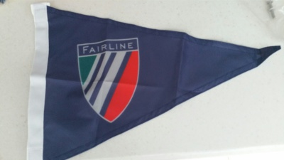 Fairline Burgee