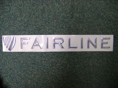 Fairline Badge