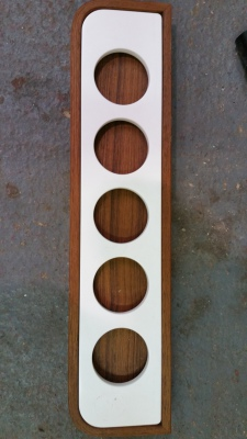 Teak Drinks holder