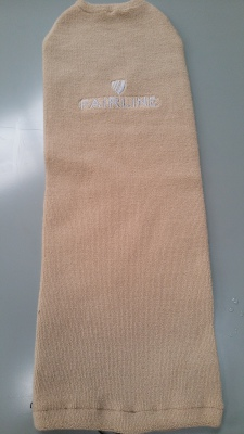 Beige Fender socks - large