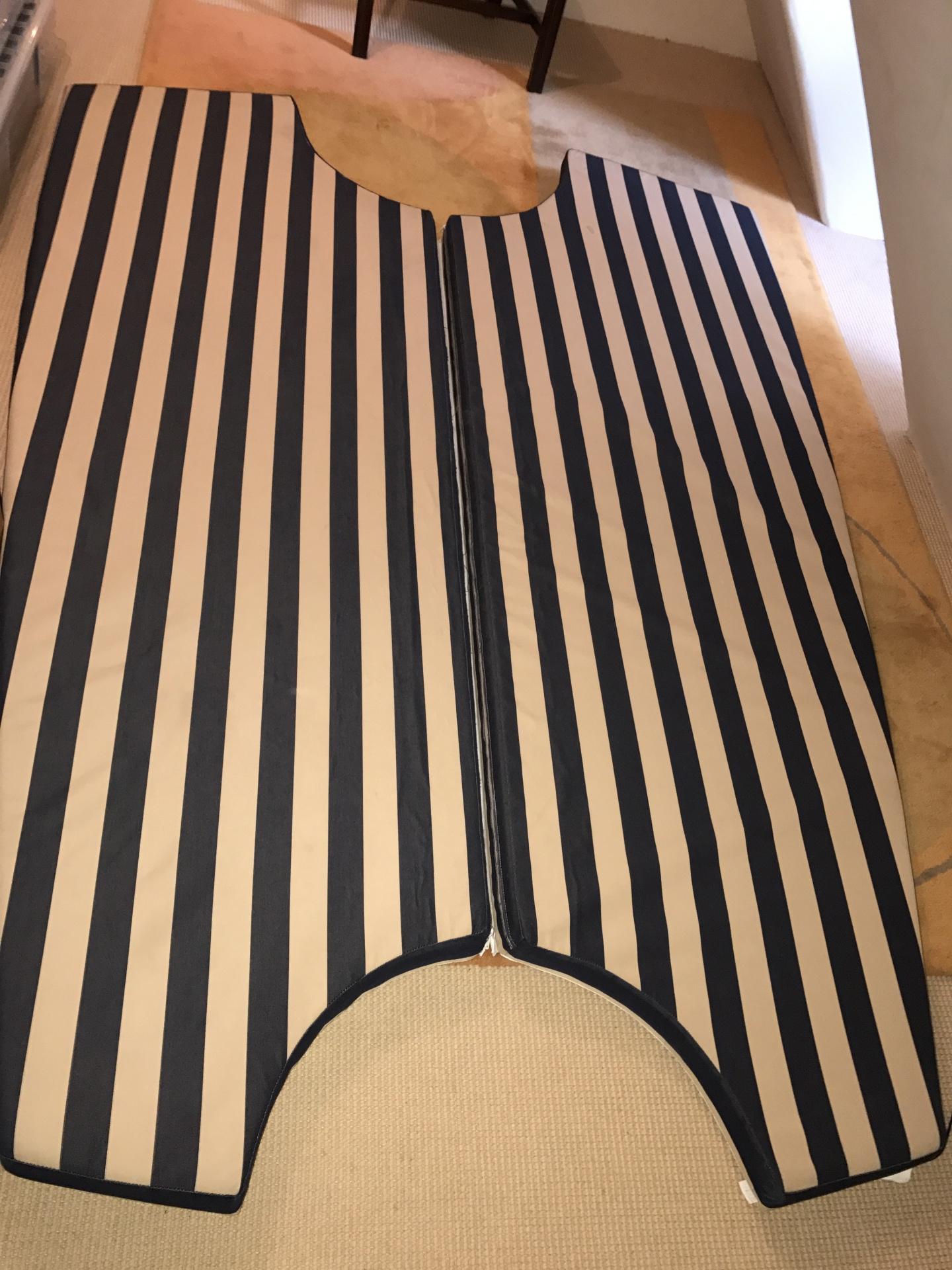 Targa 44 Bow Cushions - £350