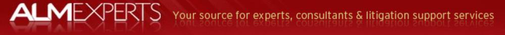 http://www.tamarforensics.com/ALM Experts logo