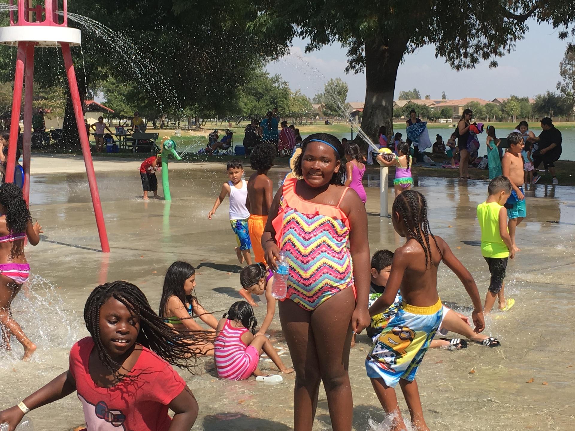 Day at Guasti Park