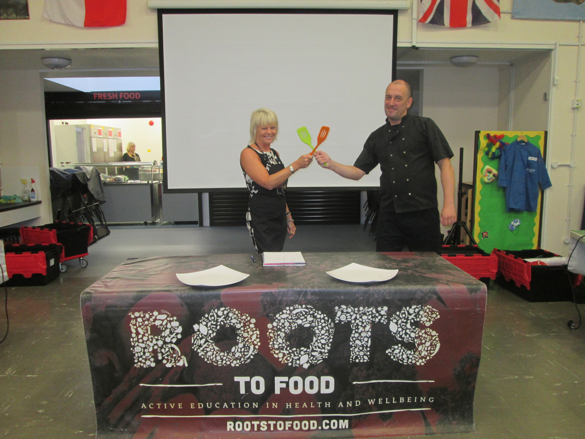 Roots To Food