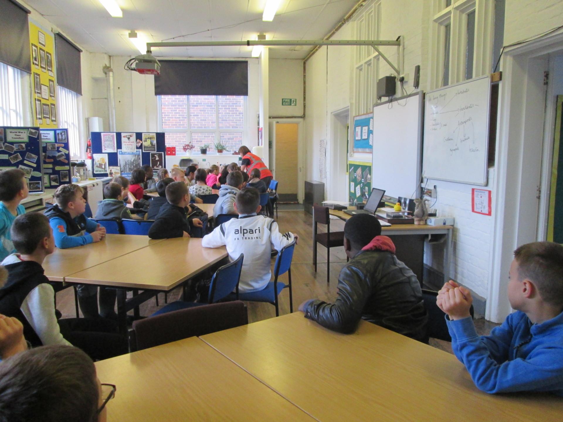 Darwin Day at Horton Kirby Education Centre