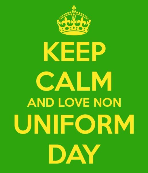 Non uniform day - 18/11/16