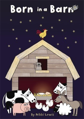 Nativity -Born in a Barn