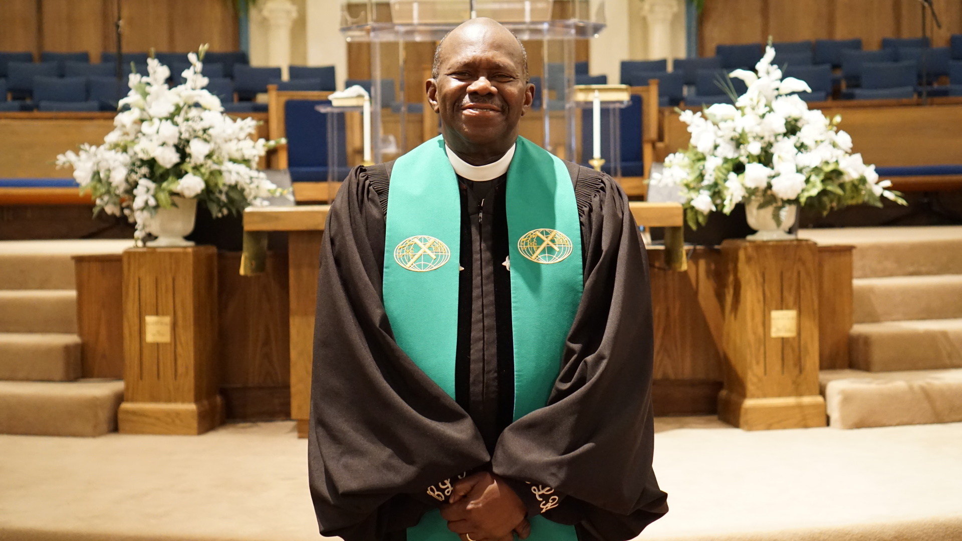 Pastor Bethel  L. Harris Jr.