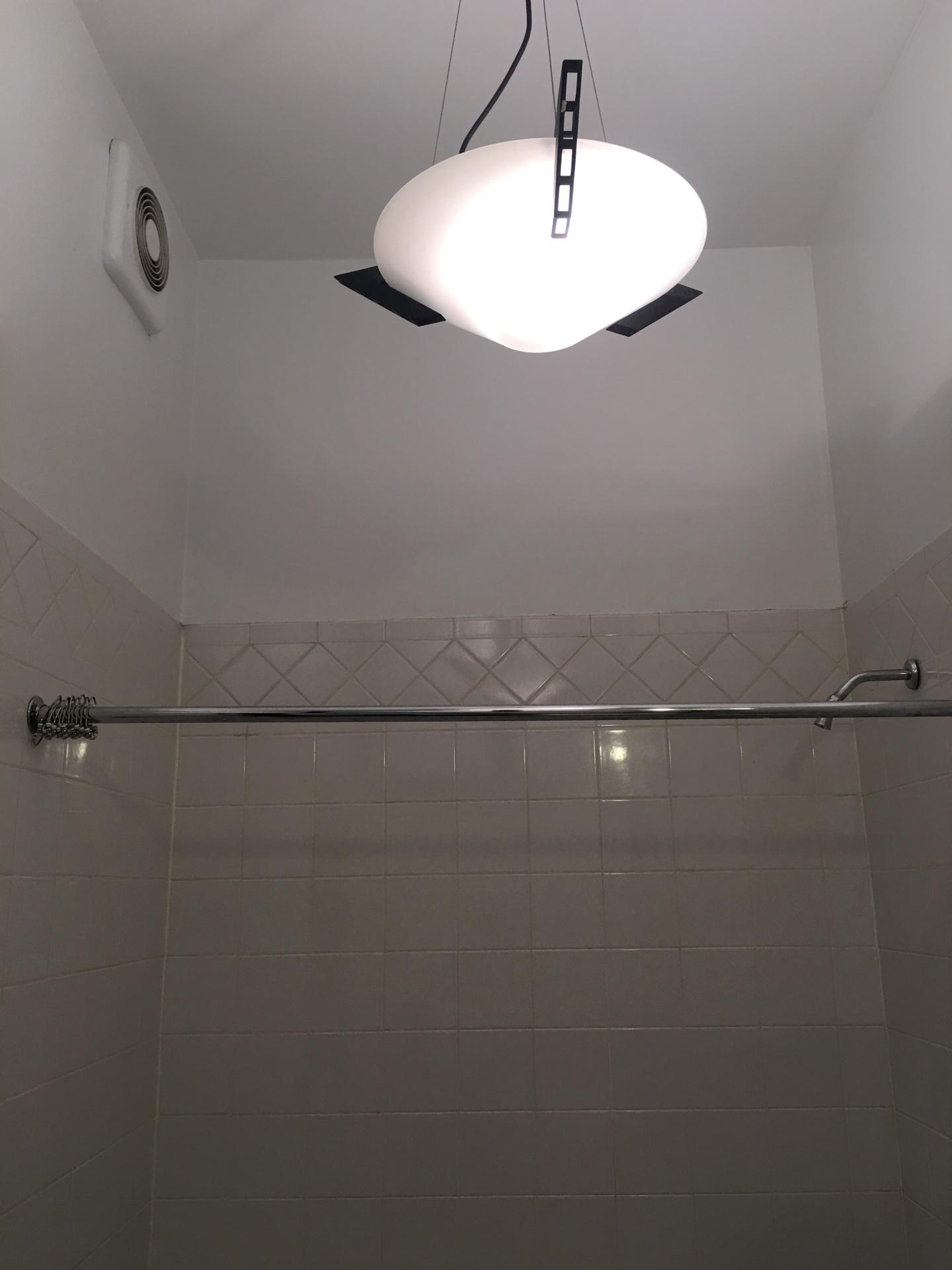 High Ceiling of Bathroom