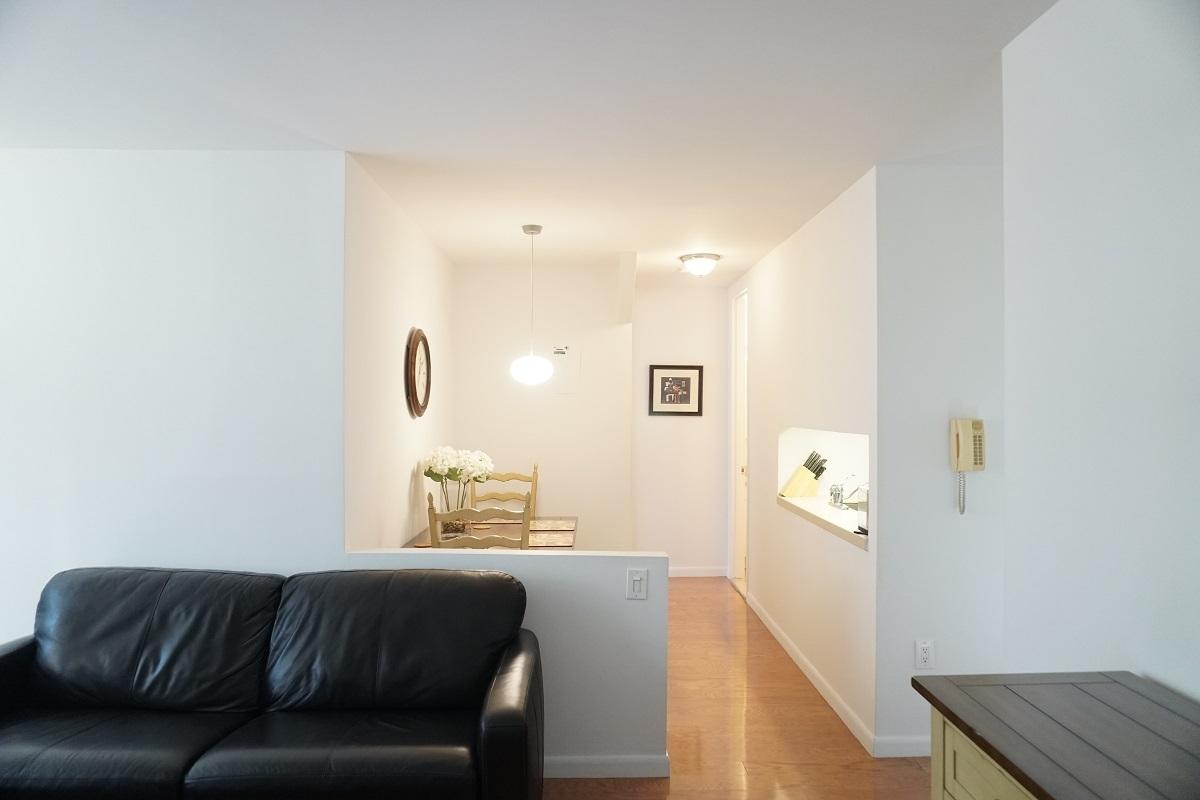Living Room toward Dining Area
