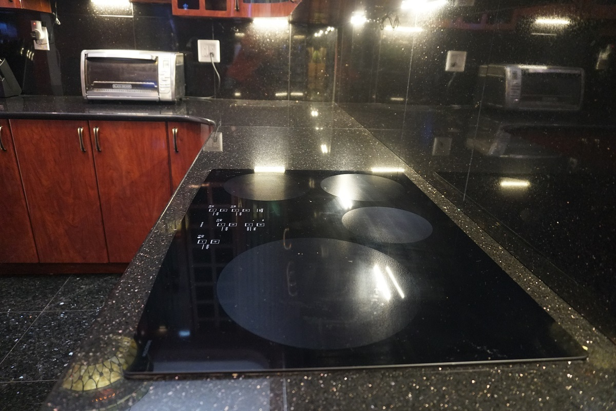 IH Cooktops in the Kitchen