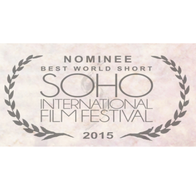 Nadine Nominated For BEST ACTRESS At Soho Int'l Film Festival 2015