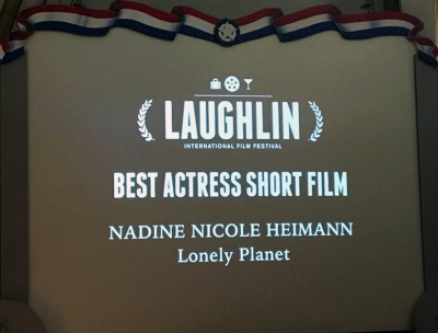 Nadine WON BEST ACTRESS ~ LIFF