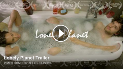 Lonely Planet finally hits VIMEO