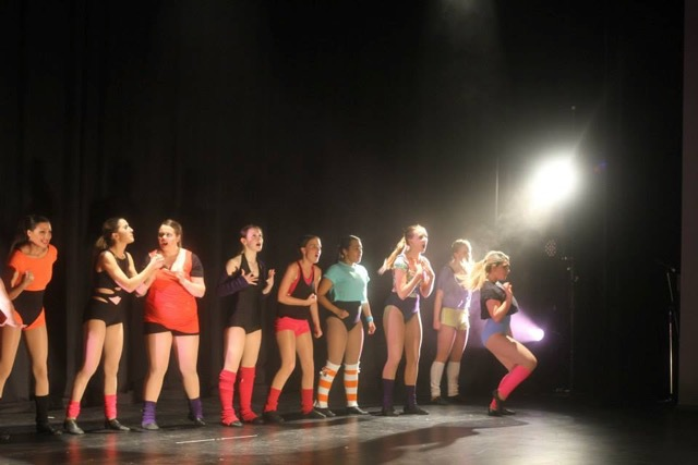Acting Jazz Dance