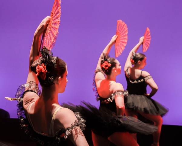 Classical Point Ballet