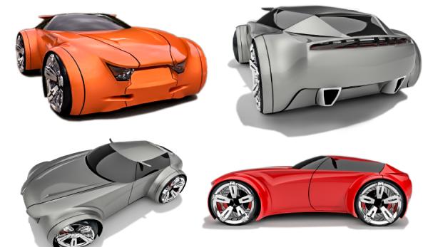 Sledger Concept Car
