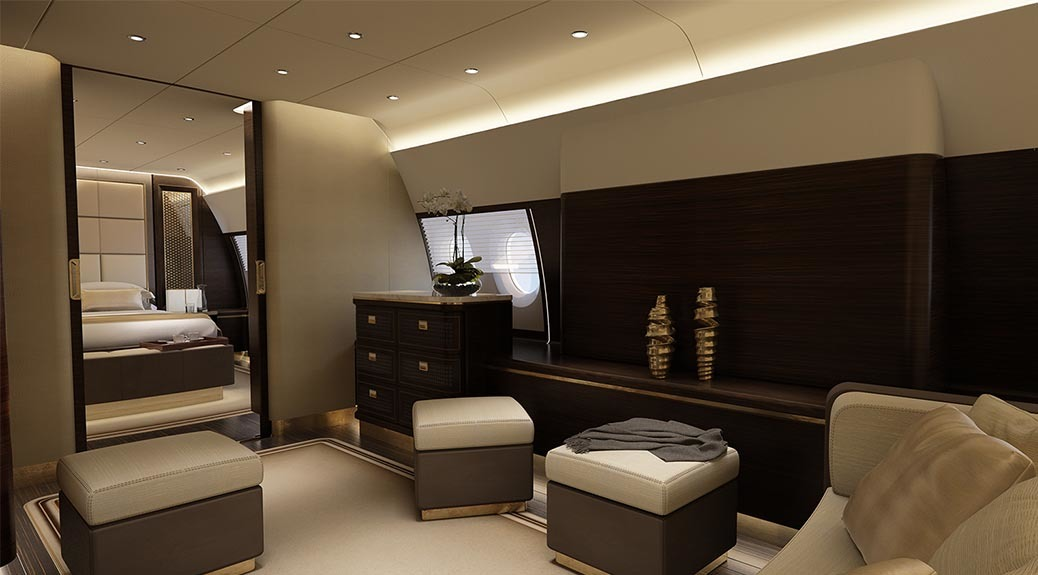 Aircraft interior design, airplane interior design, Visualization solutions, rendering, VR, creative design consultant, visualization consultant, munich