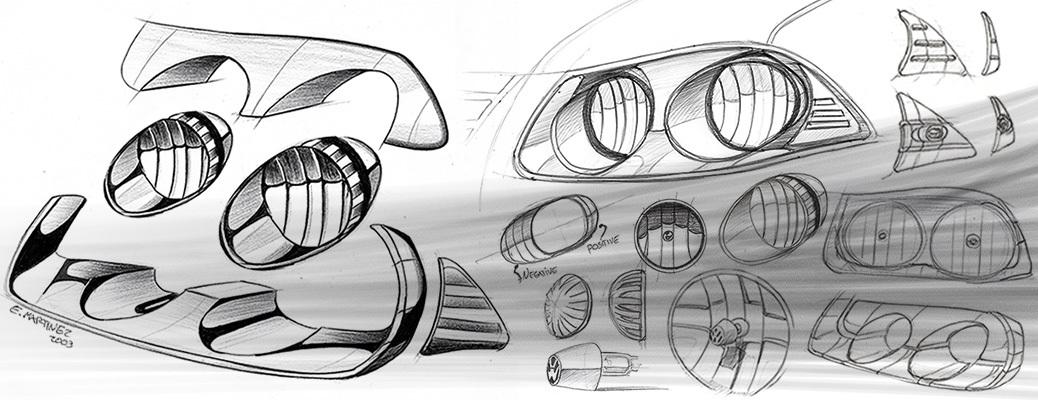car design, light design, lamp design, Industrial design, Product design, creative design consultant, visualization consultant, transport design, munich, rendering