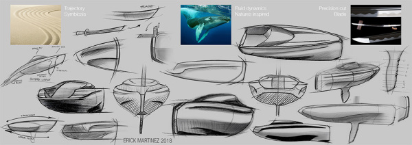 Sailboat design process 1