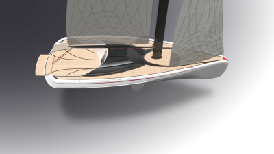 Sailboat design process 6