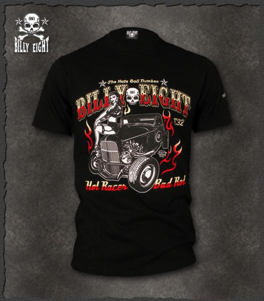 "Billy Eight ""Hot Rod"""