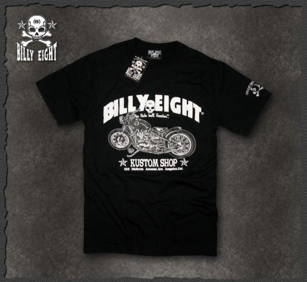 "Billy Eight ""Kustom Shop"""