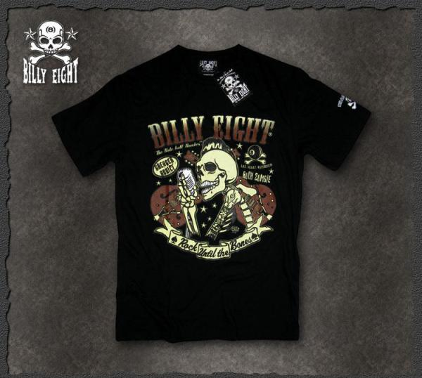 "Billy Eight ""Rock Zombie"""